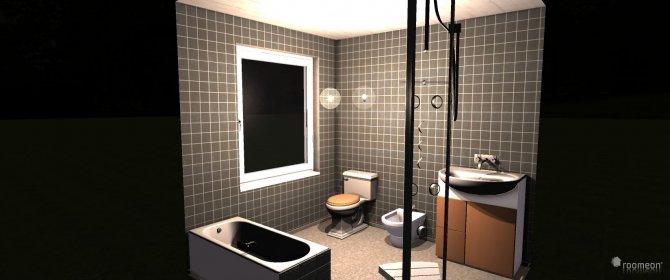Raumgestaltung hack25 in der Kategorie Badezimmer