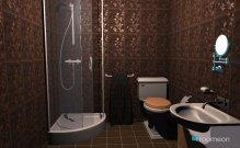 Raumgestaltung Hatem 3 in der Kategorie Badezimmer