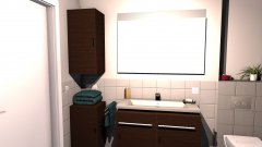 Raumgestaltung Hauptbad_FINAL_2014-08 in der Kategorie Badezimmer