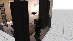 Raumgestaltung Hauptbadezimmer in der Kategorie Badezimmer
