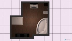 Raumgestaltung Haus in der Kategorie Badezimmer