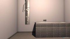 Raumgestaltung Hausnummer 8 in der Kategorie Badezimmer