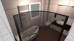 Raumgestaltung Heimbad in der Kategorie Badezimmer