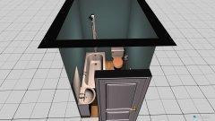 Raumgestaltung HH Badezimmer in der Kategorie Badezimmer