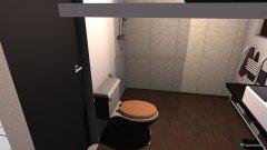 Raumgestaltung Hrvoje  in der Kategorie Badezimmer