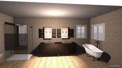 Raumgestaltung IR170029 in der Kategorie Badezimmer