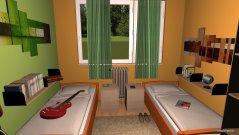 Raumgestaltung izba intrak in der Kategorie Badezimmer
