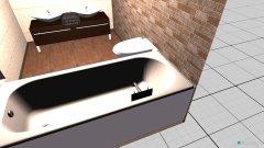 Raumgestaltung janka in der Kategorie Badezimmer