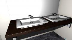 Raumgestaltung janosch exquisite Bad in der Kategorie Badezimmer