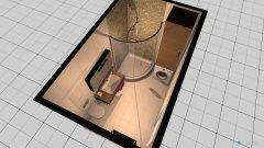 Raumgestaltung Joca i jelena 2 in der Kategorie Badezimmer