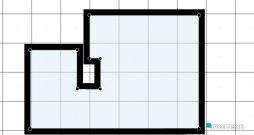 Raumgestaltung JuliPhilBad1 in der Kategorie Badezimmer