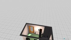 Raumgestaltung kúpeľňa in der Kategorie Badezimmer