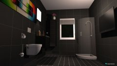 Raumgestaltung Kúpeľka in der Kategorie Badezimmer