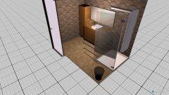 Raumgestaltung Kúpelňa-dolná in der Kategorie Badezimmer