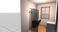Raumgestaltung Kúpelňa in der Kategorie Badezimmer