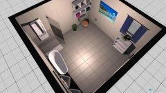 Raumgestaltung Kaity Cleans up real nice in der Kategorie Badezimmer
