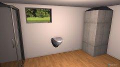 Raumgestaltung keller bad in der Kategorie Badezimmer