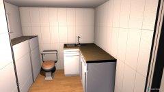 Raumgestaltung Kellerbad in der Kategorie Badezimmer