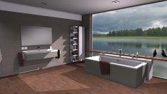 Raumgestaltung Keramag Design Xeno² Showroom  in der Kategorie Badezimmer