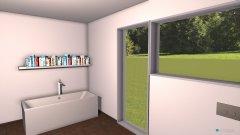 Raumgestaltung Kinderbadezimmer in der Kategorie Badezimmer