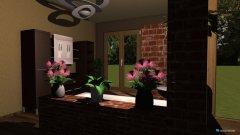 Raumgestaltung Kinderzimmer und bad in der Kategorie Badezimmer