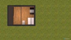 Raumgestaltung Kirsche bad in der Kategorie Badezimmer