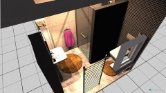 Raumgestaltung Kkúpelňa in der Kategorie Badezimmer