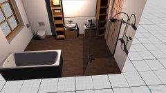 Raumgestaltung Knopp in der Kategorie Badezimmer