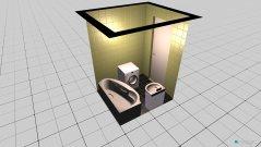 Raumgestaltung koup in der Kategorie Badezimmer