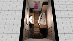 Raumgestaltung Koupelna spodek 2 in der Kategorie Badezimmer
