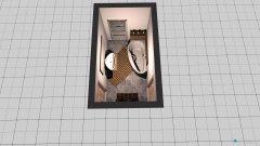 Raumgestaltung Koupelna spodek in der Kategorie Badezimmer