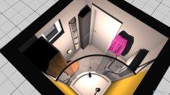 Raumgestaltung kupaona  in der Kategorie Badezimmer