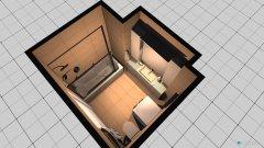 Raumgestaltung Kupatilo cara dušana in der Kategorie Badezimmer