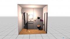 Raumgestaltung Kupatilo JC in der Kategorie Badezimmer
