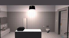 Raumgestaltung kupelka manzelska izba in der Kategorie Badezimmer