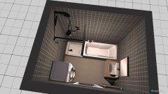 Raumgestaltung kupelka in der Kategorie Badezimmer