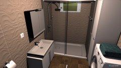 Raumgestaltung kupelna 1 in der Kategorie Badezimmer