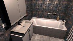 Raumgestaltung kupelna 2 in der Kategorie Badezimmer