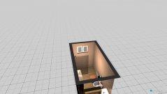Raumgestaltung kupelna 4 in der Kategorie Badezimmer