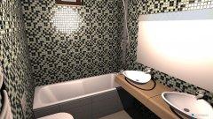 Raumgestaltung kupelna in der Kategorie Badezimmer