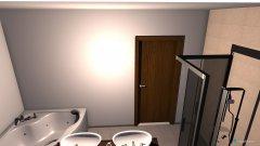 Raumgestaltung KUPLENA in der Kategorie Badezimmer