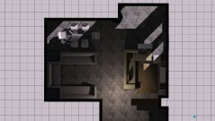 Raumgestaltung Laarbi khobji in der Kategorie Badezimmer
