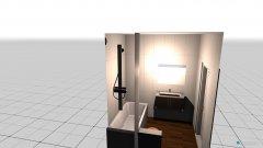Raumgestaltung laz in der Kategorie Badezimmer