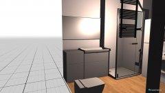 Raumgestaltung lazienka 101 in der Kategorie Badezimmer