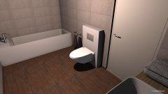 Raumgestaltung lazienka 2 in der Kategorie Badezimmer