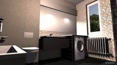 Raumgestaltung lazienka dab in der Kategorie Badezimmer