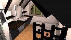 Raumgestaltung lazienka dom in der Kategorie Badezimmer