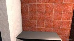 Raumgestaltung lazienka iwluszow in der Kategorie Badezimmer