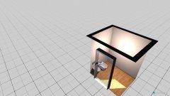 Raumgestaltung lazienka na dole in der Kategorie Badezimmer