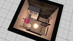 Raumgestaltung lazienka nowa in der Kategorie Badezimmer